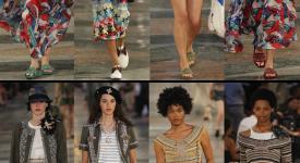 Chanel latina, o histórico desfile da maison em Cuba