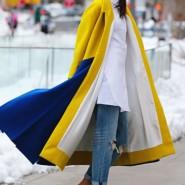 Atualize seu look outono/inverno com capas!