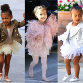 13 Looks da North West Por Aí