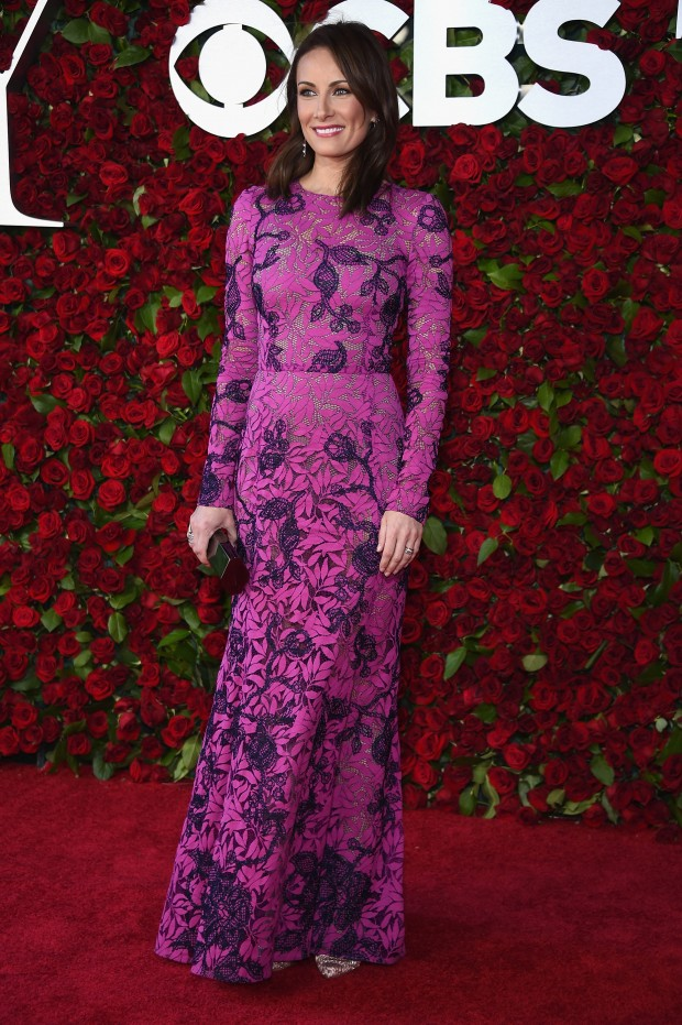 NEW YORK, NY – JUNE 12:  Lauren Benanti attends the 70th Annual Tony Awards at The Beacon Theatre on June 12, 2016 in New York City.  (Photo by Dimitrios Kambouris/Getty Images for Tony Awards Productions)