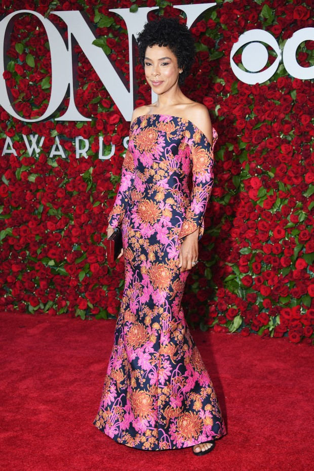 NEW YORK, NY – JUNE 12: Actress Sophie Okonedo attends the 70th Annual Tony Awards at The Beacon Theatre on June 12, 2016 in New York City.  (Photo by Dimitrios Kambouris/Getty Images for Tony Awards Productions)