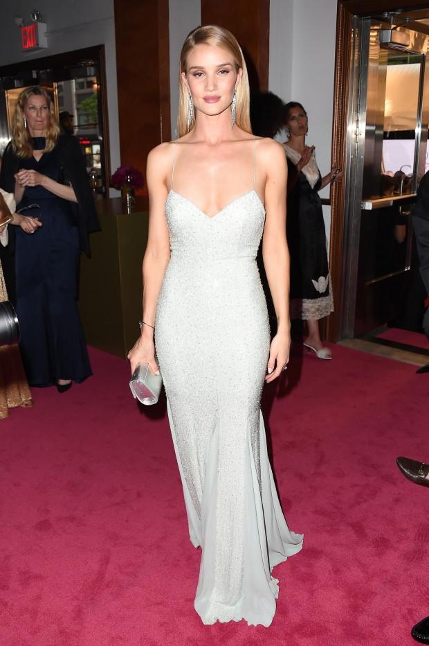rosie huntington slip dress