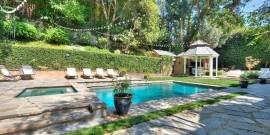 A casa da Adele em Beverly Hills