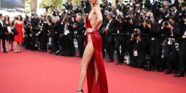 Vestidos de festa: o movimento é sexy
