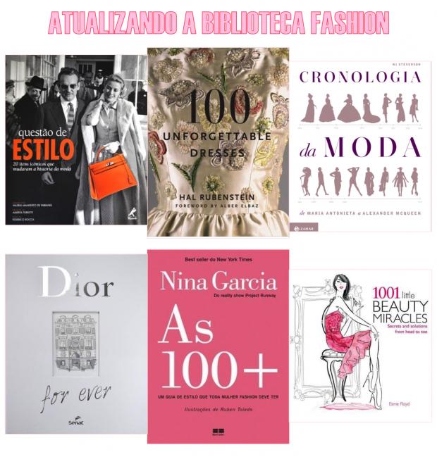 biblioteca fashion