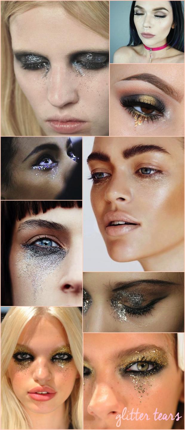 glitter tears 1