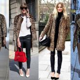 Atualizando o look do inverno: 23 formas de usar casaco de oncinha!
