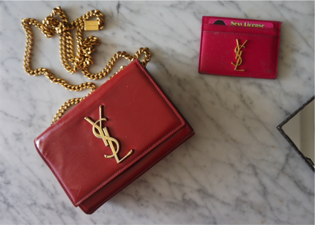 Yves Saint Laurent bag Brasil
