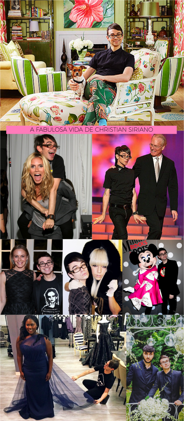 CHRISTIAN SIRIANO FASHION
