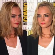 O novo corte de cabelo da Cara Delevingne