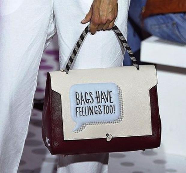 cuidado bolsa