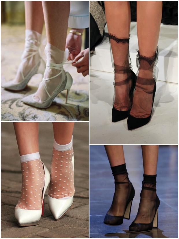 meias aparecidas