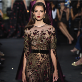 Desfile Elie Saab Couture17 e uma Nova York glamourosa!