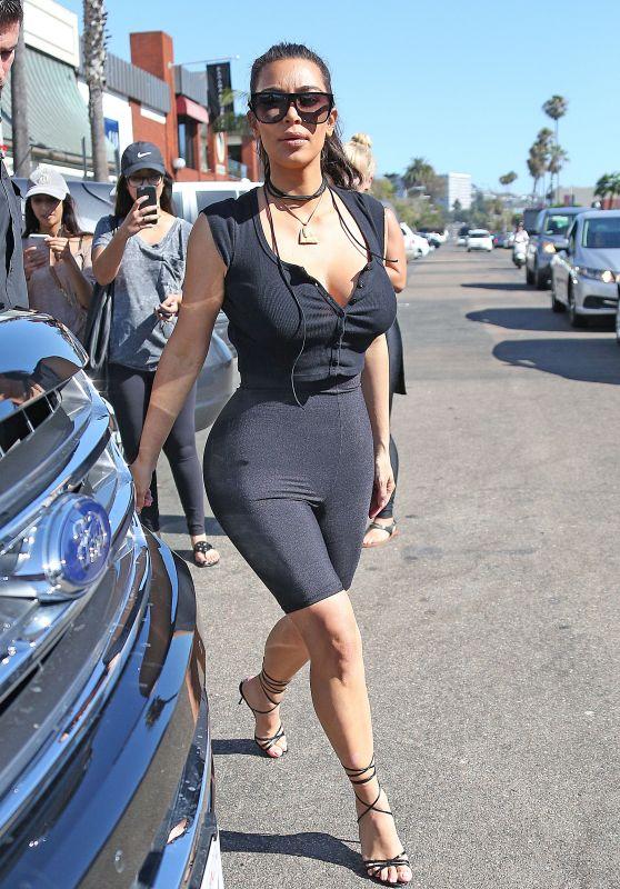 1 kim kardashian short