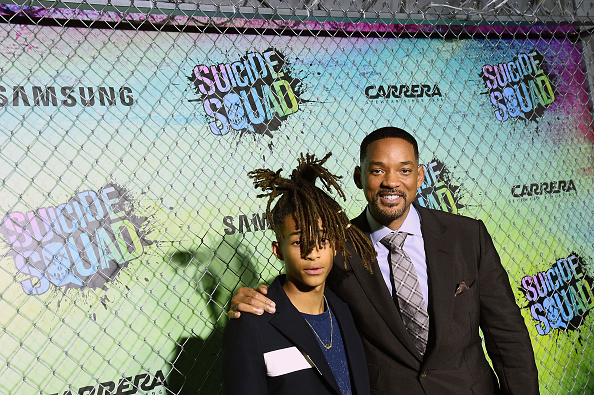 "Samsung celebrates the Premiere of ""Suicide Squad"" at on July 28, 2016 in New York, New York."