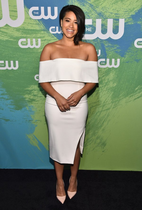 Gina Rodriguez - Red Carpet