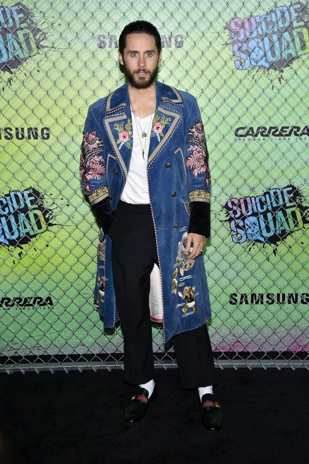 Suicide Squad Premiere In New York