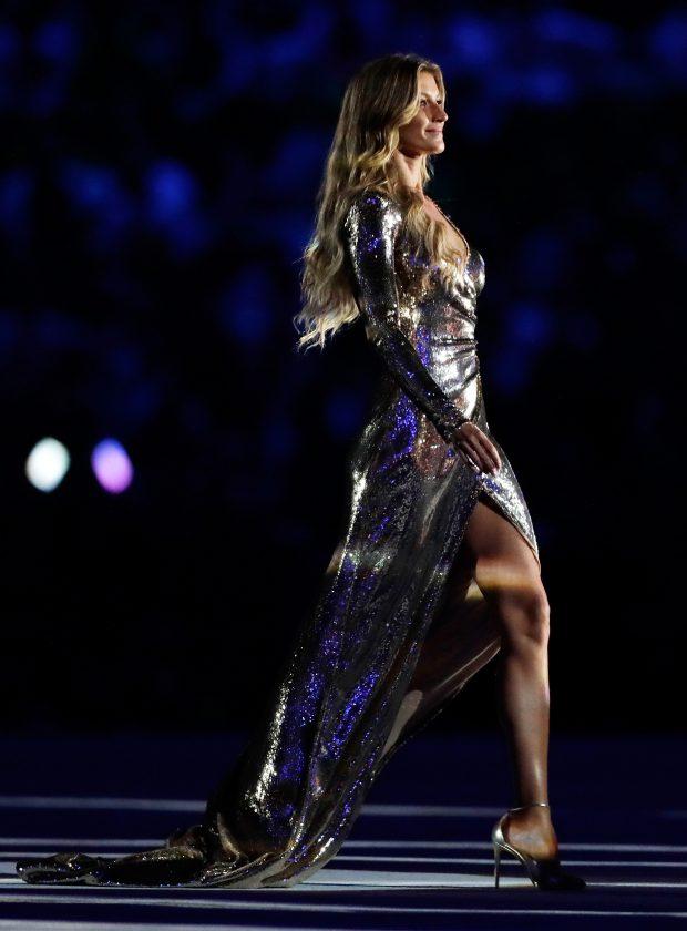 Gisele Olimpíadas