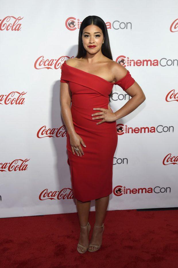 Gina Rodriguez - Red Carpet
