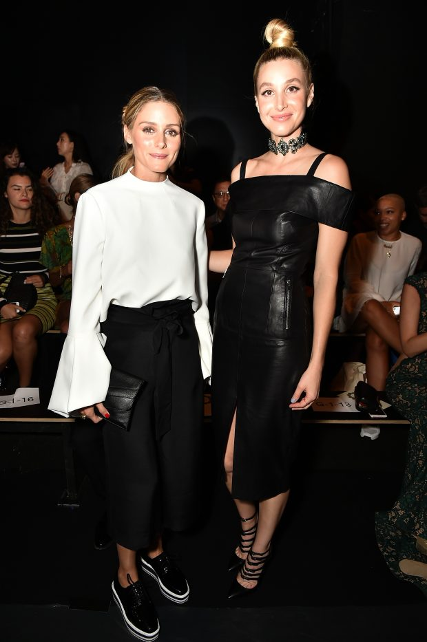 Lanyu - Front Row - September 2016 - New York Fashion Week: The Shows