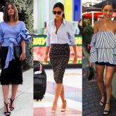 A Blusinha do verão 2017: de algodão listradinha azul