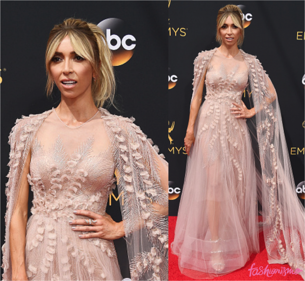 emmy 2016 giuliana rancic