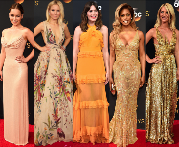 Os Looks do Emmy 2016