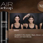 Hair Touch Up, maquiagem pra cabelo!