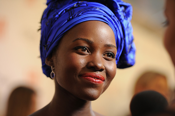 """TORONTO, ON – SEPTEMBER 10:  Actress Lupita Nyong'o attends the """"Queen of Katwe"""" premiere during the 2016 Toronto International Film Festival at Roy Thomson Hall on September 10, 2016 in Toronto, Canada.  (Photo by GP Images/WireImage)"""