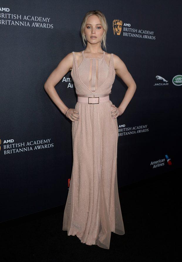 Jennifer Lawrence Elie Saab