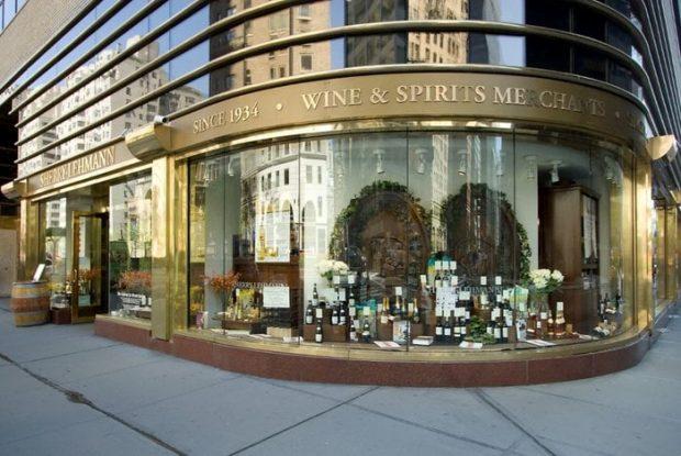 Onde comprar vinhos em Nova York