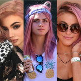 Vamos falar de cabelo rosa!