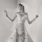 A nova coleção para noivas de Elie Saab!