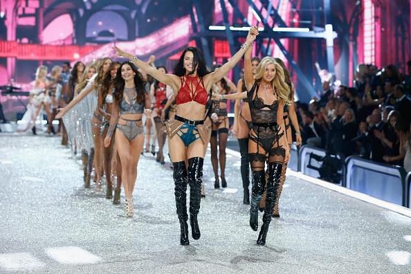 Swarovski Sparkles in the 2016 Victoria's Secret Fashion Show