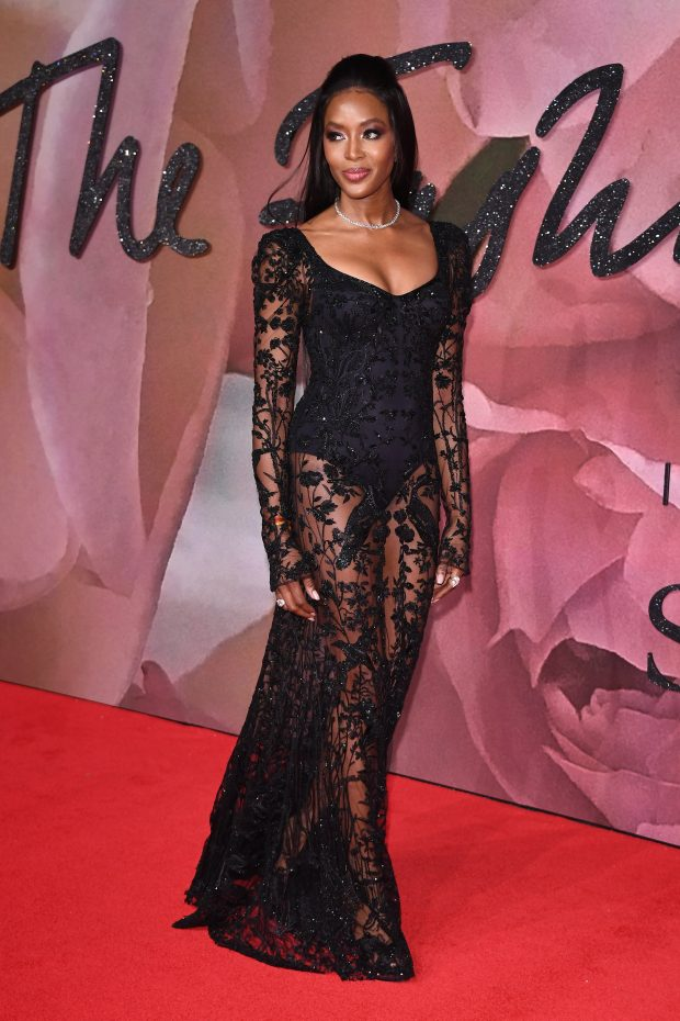 Gucci At The Fashion Awards 2016 - Red Carpet