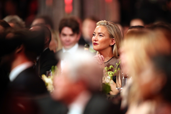 LOS ANGELES, CA – JANUARY 29: Actor Kate Hudson during The 23rd Annual Screen Actors Guild Awards at The Shrine Auditorium on January 29, 2017 in Los Angeles, California. 26592_012  (Photo by Christopher Polk/Getty Images for TNT)