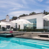 A casa da Gwen Stefani em Los Angeles