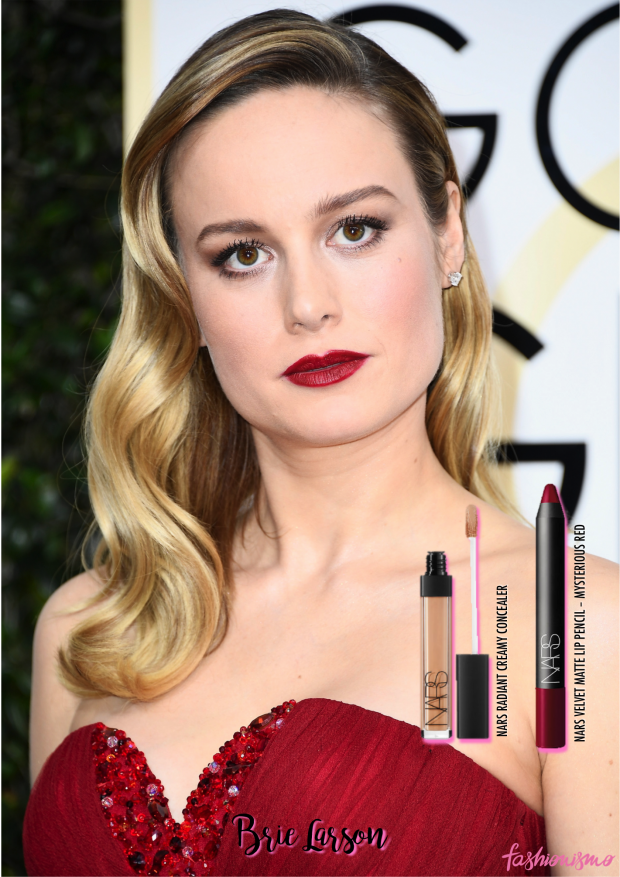 golden-globe-makeup-brie-larson