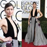 Golden Globe 2017: Jessica Biel