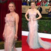 SAG Awards 2017: Kaley Cuoco
