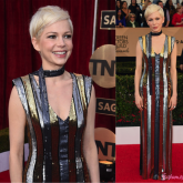Sag Awards 2017: Michelle Williams
