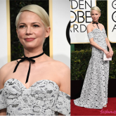 Golden Globe 2017: Michelle Williams