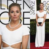 Golden Globe 2017: Sienna Miller