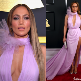 Grammy 2017: Jennifer Lopez