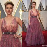 Oscar 2017: Scarlett Johansson