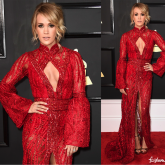 Grammy 2017: Carrie Underwood