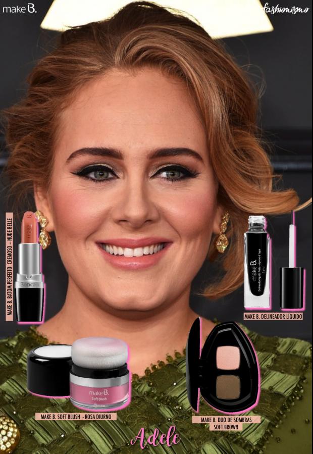 maquiagem-grammy-adele