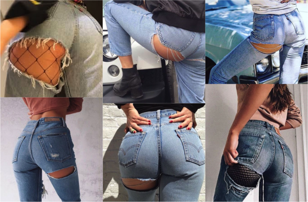 kylie-jenner-ripped-denim