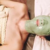 Novidade coreana: máscara facial de borracha!