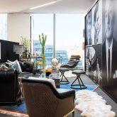 O novo espaço da GQ no One World Trade Center